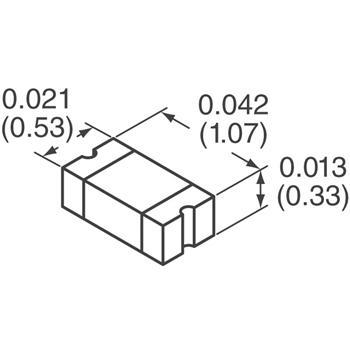 0402ESDA-MLP7外观图