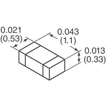 0402ESDA-MLP1外观图