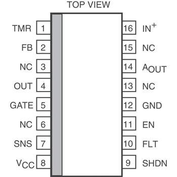 LT4356IS-3#PBF外觀圖