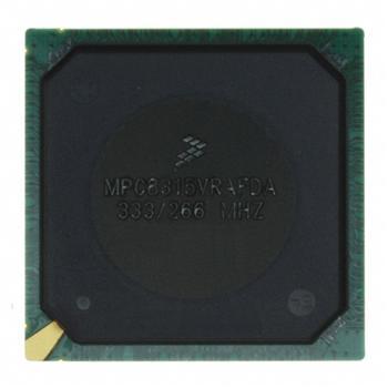 MPC8315VRAFDA外观图