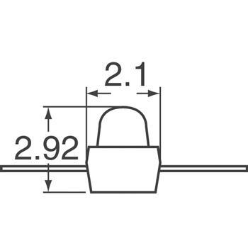 HLMP-6300-F0011外观图
