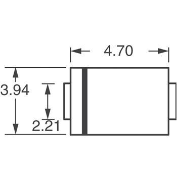 SMBJ30CA-13-F外观图