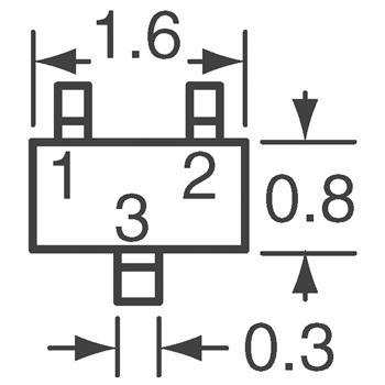 2SD2654TLV外观图