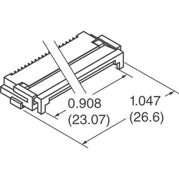 FH12-45S-0.5SH外观图