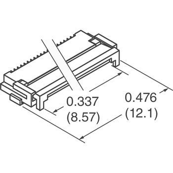 FH12-16S-0.5SH外观图