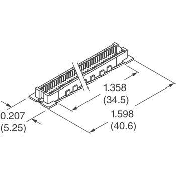 FX11LA-140P-SV外观图