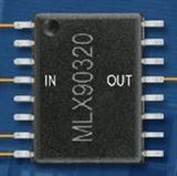 MELEXIS 集成绝对压力传感器 MLX90808