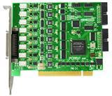 阿尔泰科技PCI8510卡 8路16位 同步模拟量输入卡