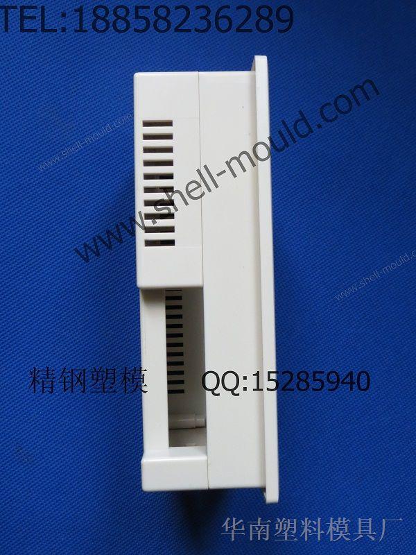 供应文本显示器外壳 数显面框 塑料控制器壳5-05:164*102*50 配支架