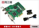 高清SDI接口采集卡,SDI高清视频采集卡