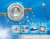 全镀金水底灯用1—3W绿光大功率LED