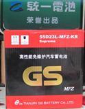 比亚迪F3专用电池统一电池GS55D23L