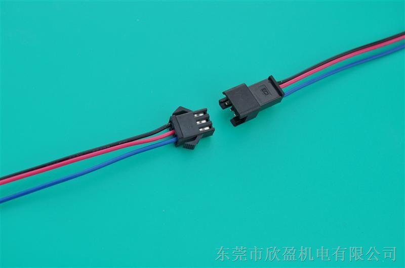 加工如下:1)电脑电源输出线束;2)直流风扇的线材;3)各种无端线材线材