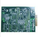 4层PCB环保无铅锡加金手指工艺板