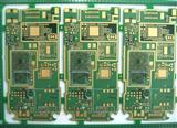 沉金手机主板  PCB线路板