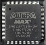 可编程逻辑器件EPM3128ATC100-10N