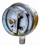 北京布莱迪YXCN-160H不锈钢耐震电接点压力表