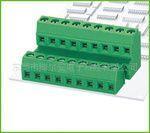 升降式3.81MM  3.50MM间距双层线路板接线端子