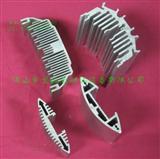 纯铝散热器 LED散热器铝型材加工