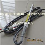 高效除静电离子风棒价格 除尘除静电设备600MM离子风棒厂家