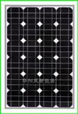太阳能电池板50W有现货、北京太阳能电池板