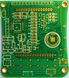 2.0MM厚PCB双面板