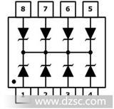 雷卯SDMA15C-7  低压  防静电  RS232接口保护