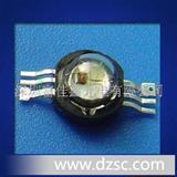 3W三色全彩大功率发光二极管LED(图)