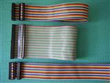 优质各种间距彩虹线,扁平电缆连接器
