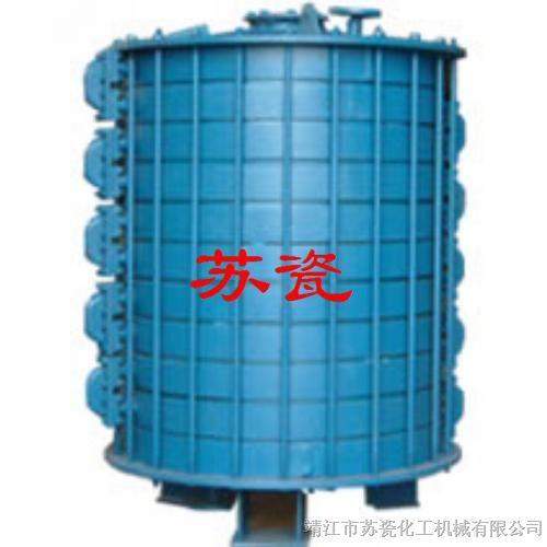 供应搪瓷片式冷凝器