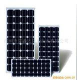 170w单晶太阳能电池板 可批量生产