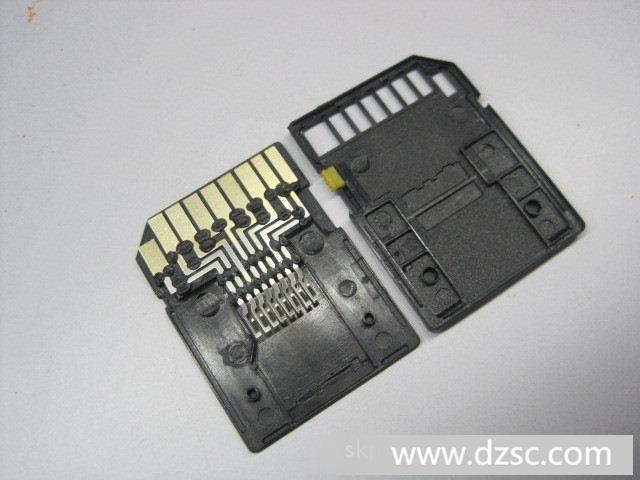 去除sd卡写保护_请问tf读卡器怎么改装卡座才能做出来写保护?
