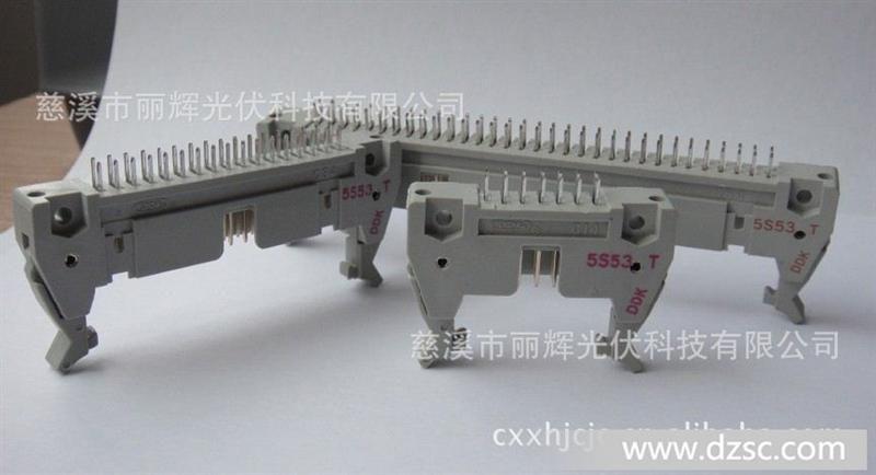 厂家直销优质DDK牌DC2牛角插座