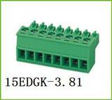 PCB插拔式接线端子 15EDGK 线路板连接器