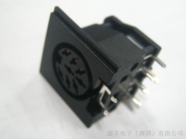 DS端子 7脚 端子插座专业生产厂家