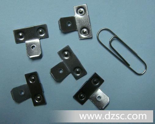 专业冲压件定做加工优质sus430包圆接线端子片