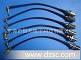 大量F头系列射频线缆组件