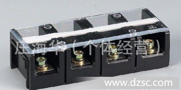 乐清接线板in-60bk欧式接线座端子 导轨式接线端子