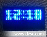 LED时钟胸卡,LED Badge,LED胸牌,LED时钟