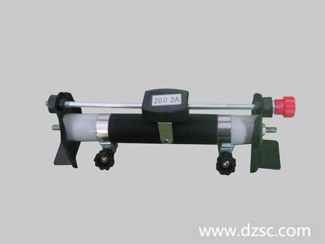 滑动变阻器(20o 2A) 一、用途:本变阻器在实验室中作研究试...