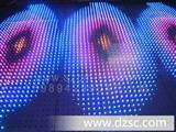 西安世界园艺博览会LED炫彩背景屏