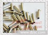 EN0308管形裸端子 TG型冷压管形端头 铜管全铜管型接线端子线耳