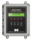 Model 140-N4X单信道气体探测报警控制系统