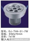 现货长期超低价LED大功率天花灯