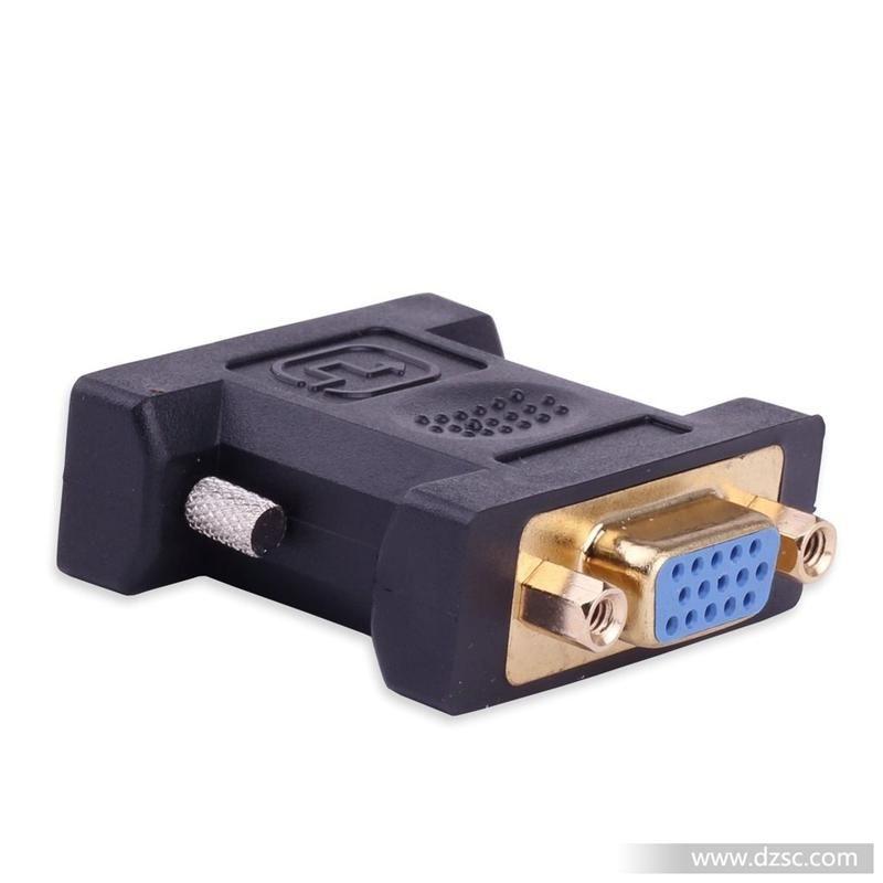 usb转vga转换器淘宝_[图]威迅DVI转VGA转接头,维库电子市场网