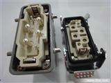 西霸士重载连接器  XBS-HDC-HK4/2-006-1  重载航空插