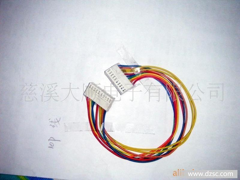 供应导线电子线束电器线束连接线束端子线