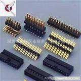 (深圳排针厂家)1.27mm 双排 杜邦排针