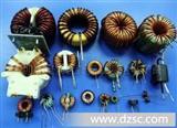 专业生产加工各种磁环电感,共模电感,节能灯电感,震荡电感。