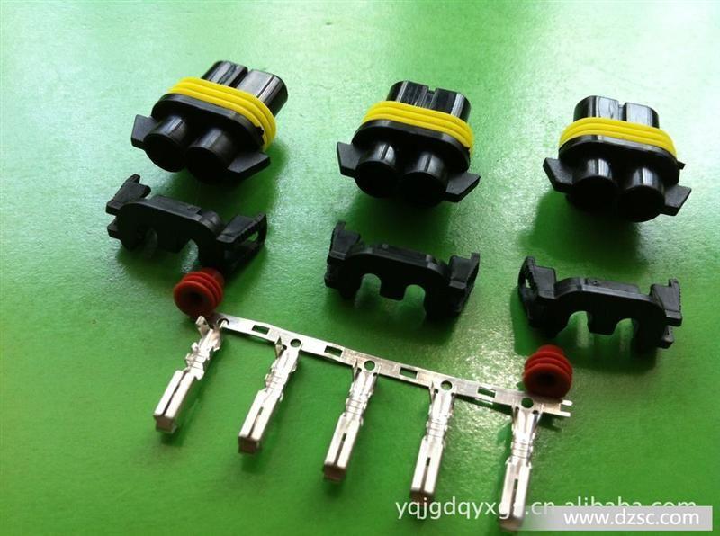 汽车插件 连接器线束 汽车防水连接器 汽车音响连接器 线束连接